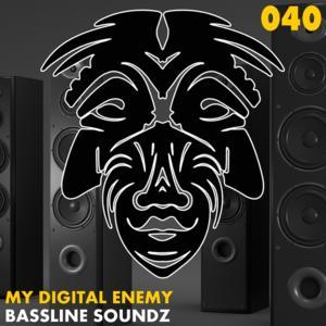 Brighton Duo My Digital Enemy to Release New Track BASSLINE SOUNDZ, Aug 18