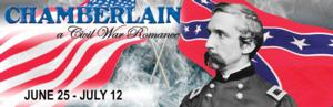 Maine State Music Theatre to Host CHAMBERLAIN - A CIVIL WAR ROMANCE Panel at Curtis Memorial Library, 7/2