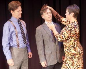 BWW Interviews: STATE OF CONTROL Opens Tonight - A Comic Nightmare with a Message