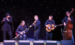 Centenary Stage to Celebrate St. Patrick's Day with Lunasa, 3/15