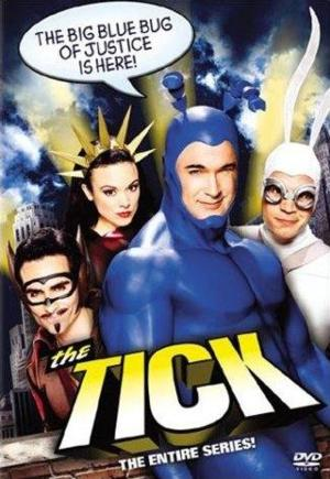 Amazon To Bring Back Patrick Warburton in THE TICK?