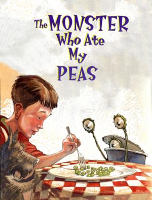 MCCC's Kelsey Theatre Presents THE MONSTER WHO ATE MY PEAS, 2/08