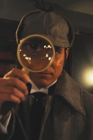 Byers-Evans House Theatre to Premiere SHERLOCK HOLMES AND THE WHITECHAPEL MURDERS, 9/13