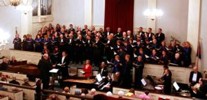 Pilgrim Festival Chorus Celebrates 15th Anniversary with Works of Mendelssohn and Bach, 4/26