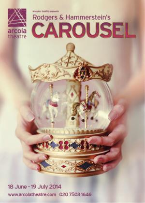 Morphic Graffiti Announce CAROUSEL At Arcola Theatre, June 2014