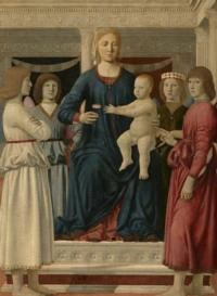 Frick-to-Present-First-Exhibition-in-America-on-Piero-della-Francesca-Opening-in-February-20010101