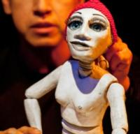 Puppet Manualfesto Set to Play Walking Fish Theatre, 10/6