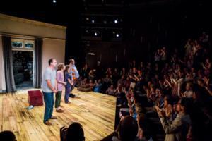 BWW Reviews: INVINCIBLE, St James Theatre, July 15 2014