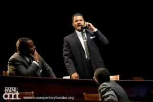 BWW Interview: ALL THE WAY'S Brandon J. Dirden Takes MLK the Distance