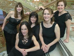 Orion Ensemble to Open Season with STEPPING OUT, Begin. 9/28
