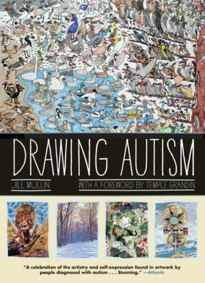 Akashic Books to Release DRAWING AUTISM, 3/25