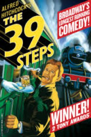 Award-Winning Coyote Stageworks Presents the Whodunit THE 39 STEPS, Beginning Tonight