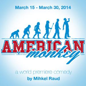freeFall Theatre Presents World Premiere of New Comedy AMERICAN MONKEY, 3/15-30