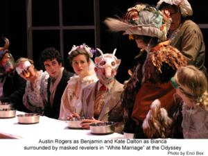BWW Reviews: Chekhov Meets Fellini in WHITE MARRIAGE at The Odyssey