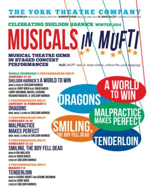 York Theatre Continues 'Musicals in Mufti' Series with DRAGONS Tonight