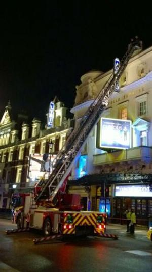 Apollo Theatre Collapse Update: Other West End Theatres at Risk