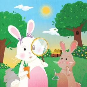 Swift Creek Mill Theatre Presents Family Show BONNY BUNNY'S TREASURE HUNT, 3/24-4/18