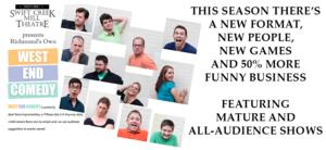 West End Comedy Comes to Swift Creek Mill Theatre