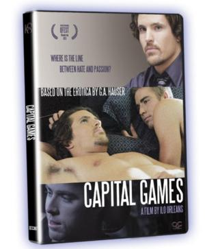 CAPITAL GAMES Set for 2/11 DVD Release