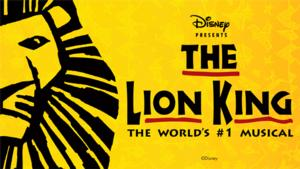 Tickets on Sale Sunday for THE LION KING at Marcus Center for the Performing Arts