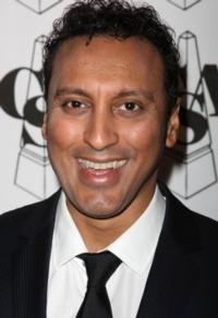 THE DAILY SHOW's Aasif Mandvi to Talk Stage Career on WNYC's ON THE MEDIA, 2/26