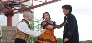 College of DuPage Summer Rep's THE COUNT OF MONTE CRISTO Begins Today at Lakeside Pavilion