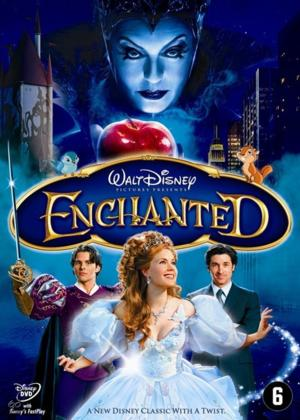 Disney Signs Off on ENCHANTED Sequel