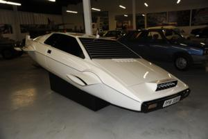 Hot Rod Las Vegas Now Houses The James Bond Lotus Submarine Car From 1977's THE SPY WHO LOVED ME