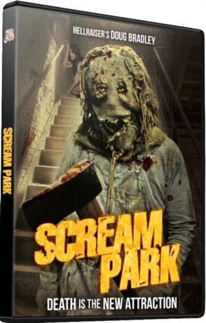 Retro Slasher SCREAM PARK Coming to DVD and VOD, 4/22