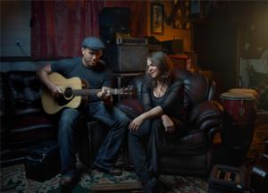 Gina Williams and Guy Ghouse Announce Release New Album KALYAKOORL