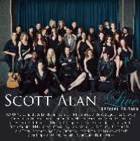 Special Edition of SCOTT ALAN LIVE at Birdland Recording Released
