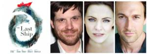 Michael Esper, Rachel Tucker, Aaron Lazar & More Will Star in Sting's THE LAST SHIP; Previews to Begin 9/30 at Broadway's Neil Simon Theatre