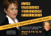 The Amanda McBroom Project Plays the Laurie Beechman Theatre, 3/8-16