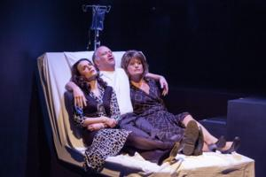 BWW Reviews: St. Louis Actors' Studio's Intriguing Production of THE RIDE DOWN MOUNT MORGAN
