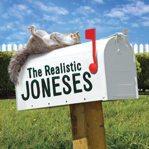 Tickets to Broadway's THE REALISTIC JONESES On Sale Today