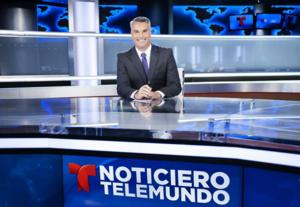 Edgardo del Villar to Anchor Telemundo's NOTICIERO TELEMUNDO FIN DE SEMANA