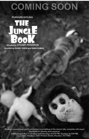 Shunya Theatre Presents THE JUNGLE BOOK, 8/8-17