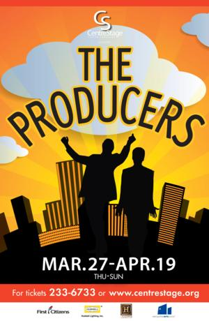 Centre Stage Changes Date for 'Pay What You Can' Performance of THE PRODUCERS, 3/30