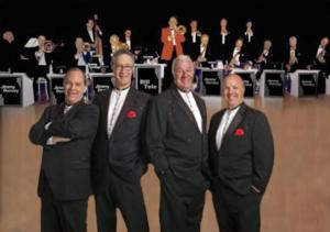 JUKEBOX JUNCTION Revue with The Diamonds & Jimmy Dorsey Orchestra to Play Morrison Center, 1/4/2014