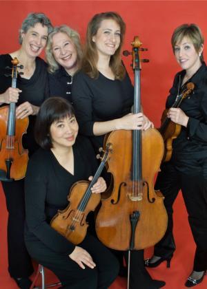 Music Mountain to Welcome Cassatt String Quartet with Ursula Oppens, 9/13-14