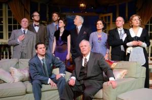 BWW Reviews: Perfectly Entertaining Mystery at 2nd Story Theatre's AND THEN THERE WERE NONE
