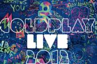COLDPLAY LIVE 2012 Coming to Cinemas Nationwide, 11/13