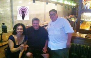 George Wendt and Chef Pat Sheerin Come to Trenchermen Bar for THE DINNER PARTY TO GO Podcast, 9/23