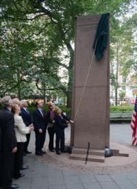 American Nobel Laureates Honored at Theodore Roosevelt Park