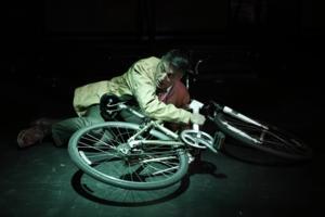 Tribeca PAC Presents BIKEMAN, A 9/11 PLAY - 2/18