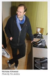 Nicholas Kirkwood Awarded BFC/Vogue Prize