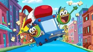 Nickelodeon's New Animated Series BREADWINNERS to Premiere 2/17