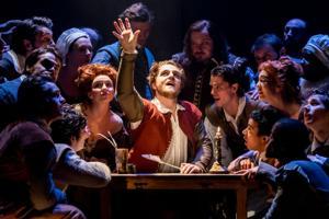 BWW Reviews: SHAKESPEARE IN LOVE, Noel Coward Theatre, February 5 2015