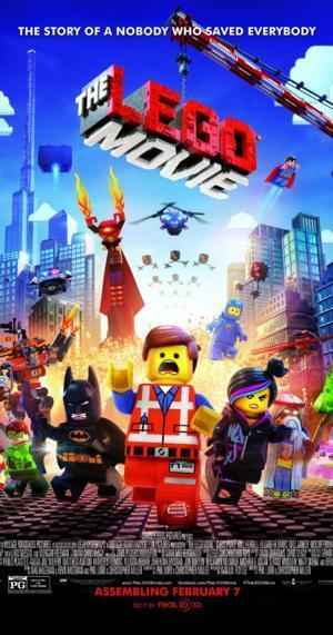 THE LEGO MOVIE Tops  DVD & Blu-ray Sales, Week Ending 7/13