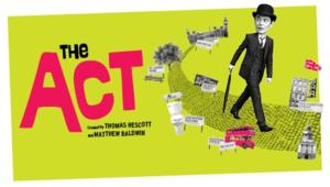 THE ACT to Play at Trafalgar Studios, Feb 25-March 29